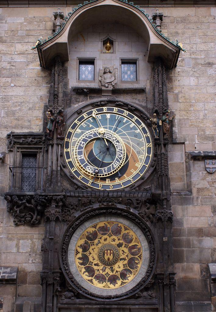 Пражский Орлой (Pražský orloj)