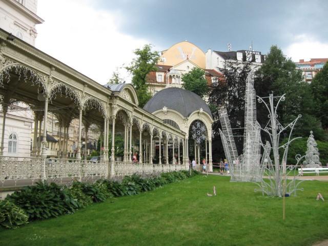 Садовая колоннада (Sadová kolonáda)
