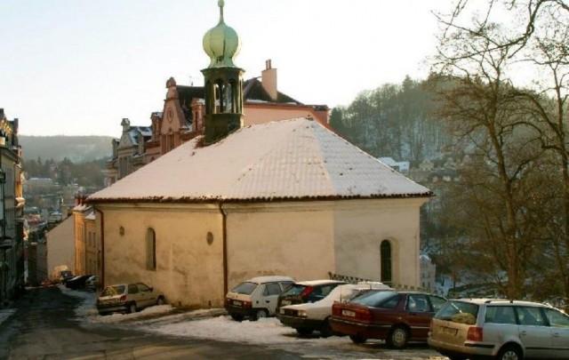 Клабищенская часовня св. Андрея (hřbitovní kostel sv. Ondřeje)