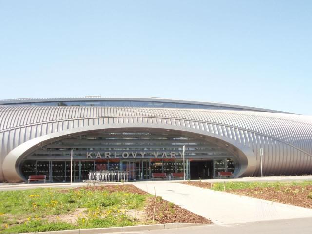 Карловарский аэропорт (Letiště Karlovy Vary)