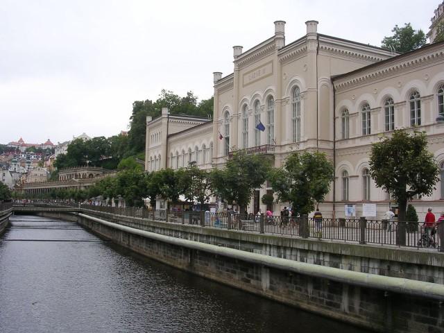 Лечебница III (Lázně III)