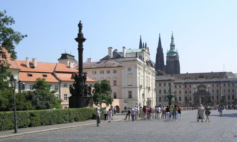 Градчанская площадь (Hradčanské náměstí)