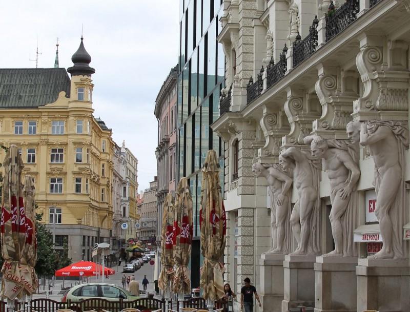 Брно - современный город