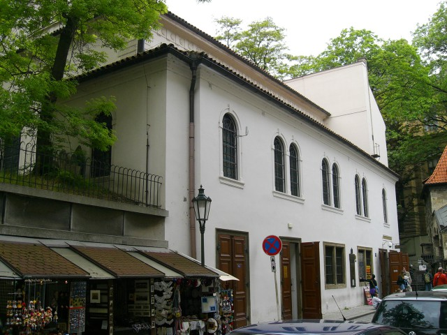 Клаусова синагога (Klausová synagoga)