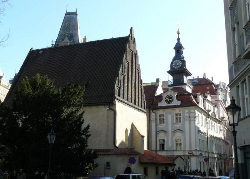 Еврейский город (Josefov)