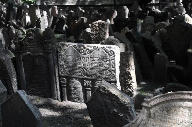Старое еврейское кладбище (Starý židovský hřbitov)