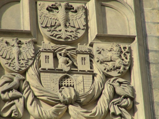 Новоместская ратуша (Novoměstská radnice)