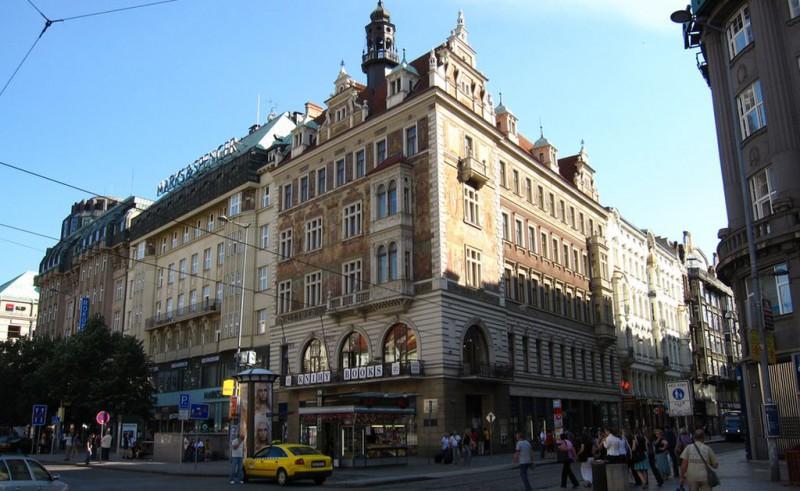 Дом Виегла (Wiehlův dům)