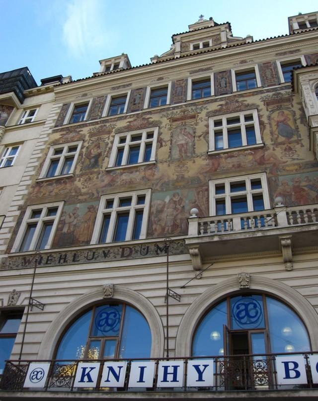Дом Виела  (Wiehlův dům)