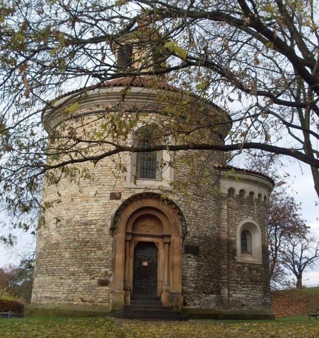 Ротонда святого Мартина в Вышеграде (Rotunda svatého Martina na Vyšehradě)