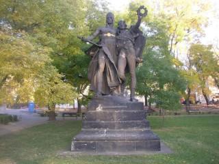 Забой и Славой в Вышеграде