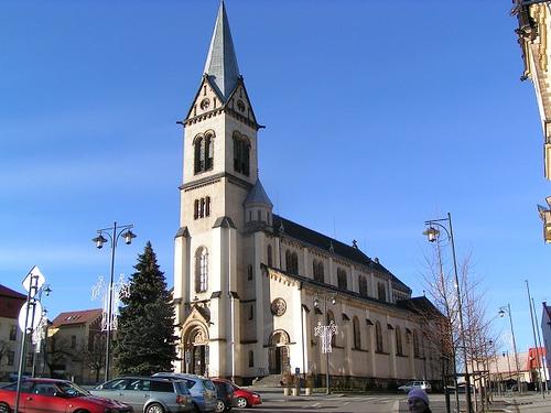 Город Кладно в Чехии (Kladno , Středočeský)