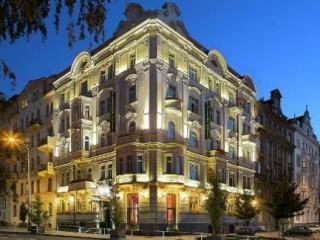 Отели и гостиницы Праги