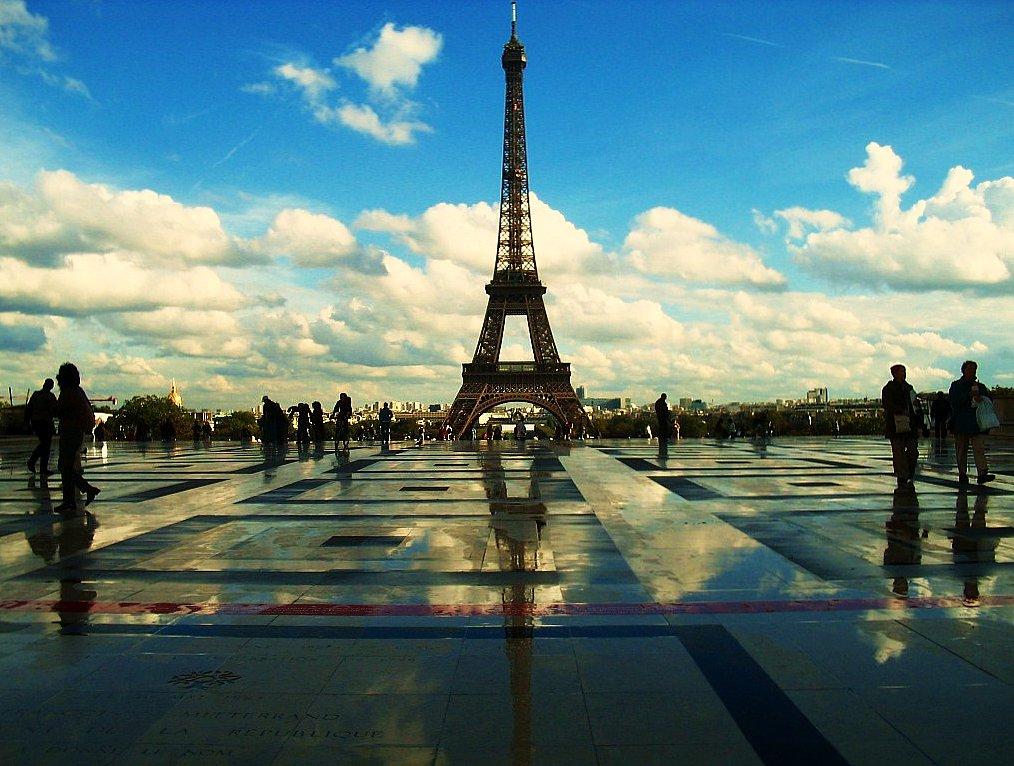 Париж – воплощенная мечта