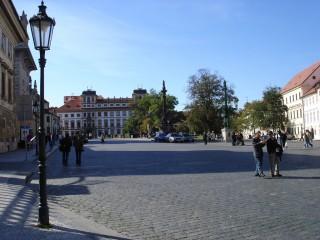 1 двор Пражского Града