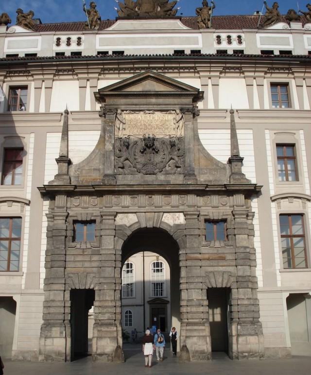 Ворота Матиаша (Matyášova brána)