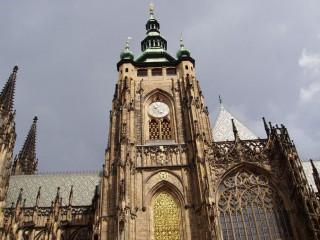 Башни собора св. Вита