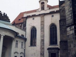 Старый королевский дворец. Северное крыло