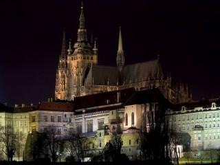 История Пражского града. часть 2