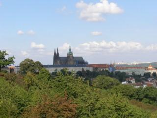 История Пражского града. часть 4