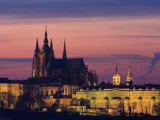 История Пражского града. часть 5