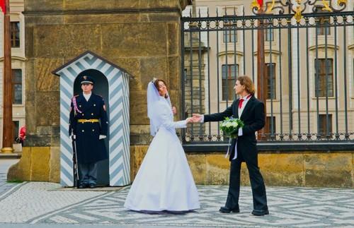 Медовый месяц в Праге 2