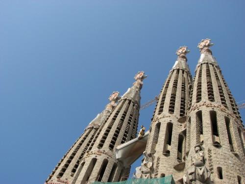 Барселона - город в стиле модерн 2