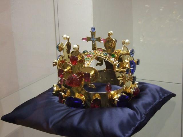 Корона св. Вацлава (Svatováclavská koruna)