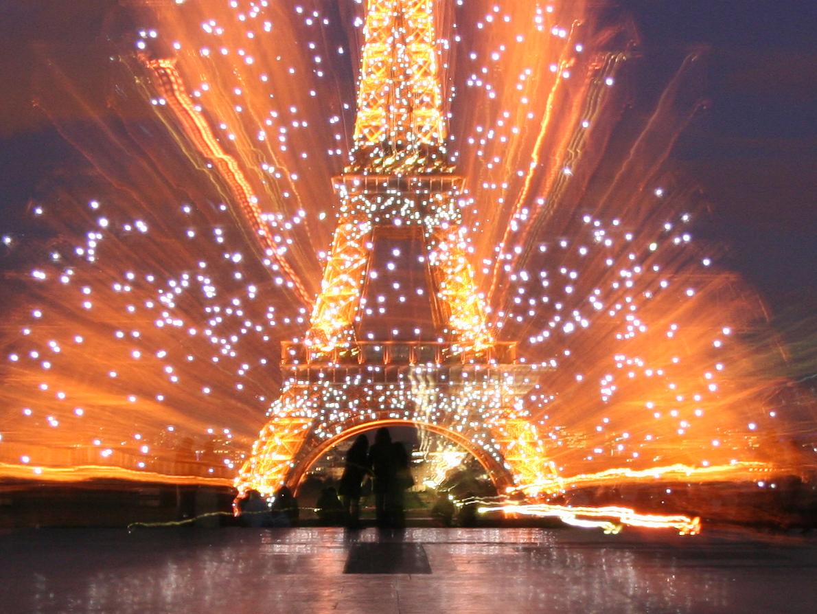 Если вы намереваетесь посетить париж