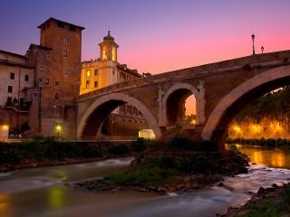 Немного о Риме и его достопримечательностях
