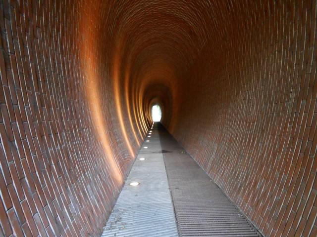 Тоннель, соединяющий Верхний и Нижний ров