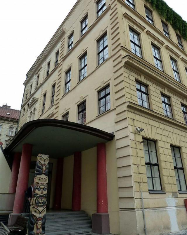 Музей Напрстка (Náprstkovo muzeum)