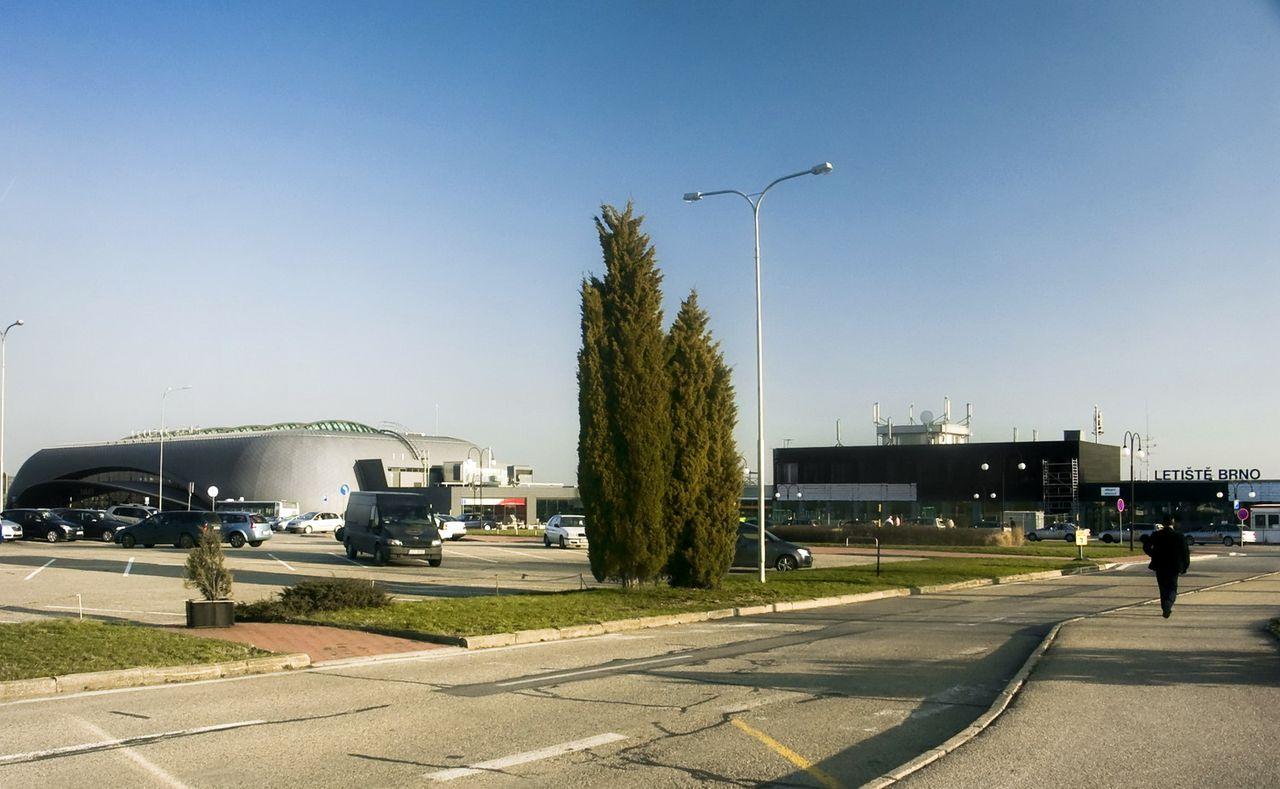 Аэропорт брно туржаны