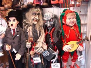 Кукольная гордость чехов – марионетки