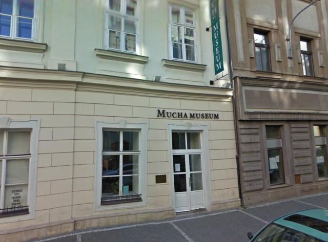 Музей Альфонса Мухи (Muchovo muzeum)