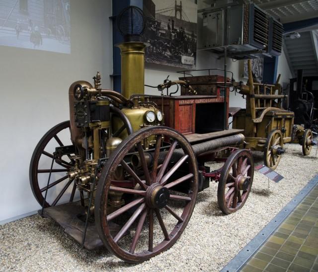 Национальный технический музей (Národní technické muzeum)