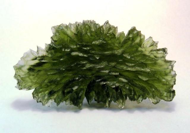 Влтавин - зелёный камень, подаренный небом