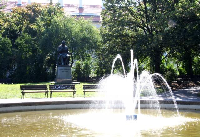 Парк на Карловой Площади