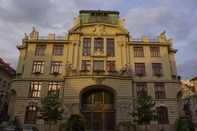 Новая ратуша (Nová radnice)