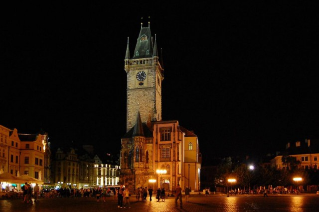 Староместская ратуша (Staroměstská radnice)