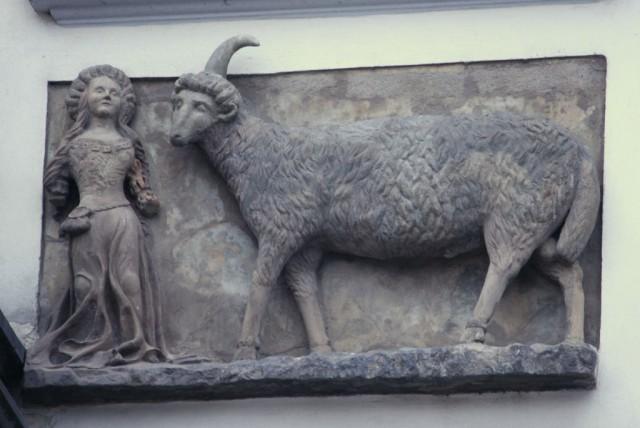 Дом «У каменного барашка» (U kamenného beránka)