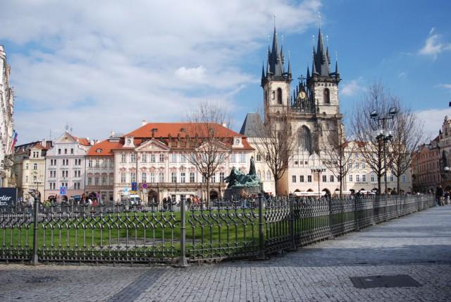 Дворец Гольц-Кинских (palác Golz-Kinských)