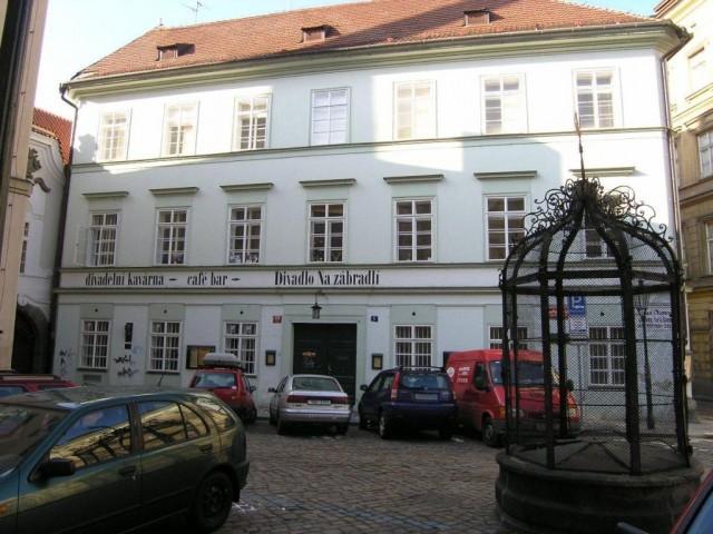 Театр На Забрадли (Divadlo Na zabradli)