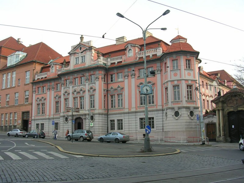Дом доктора Фауста (Faustův dům)