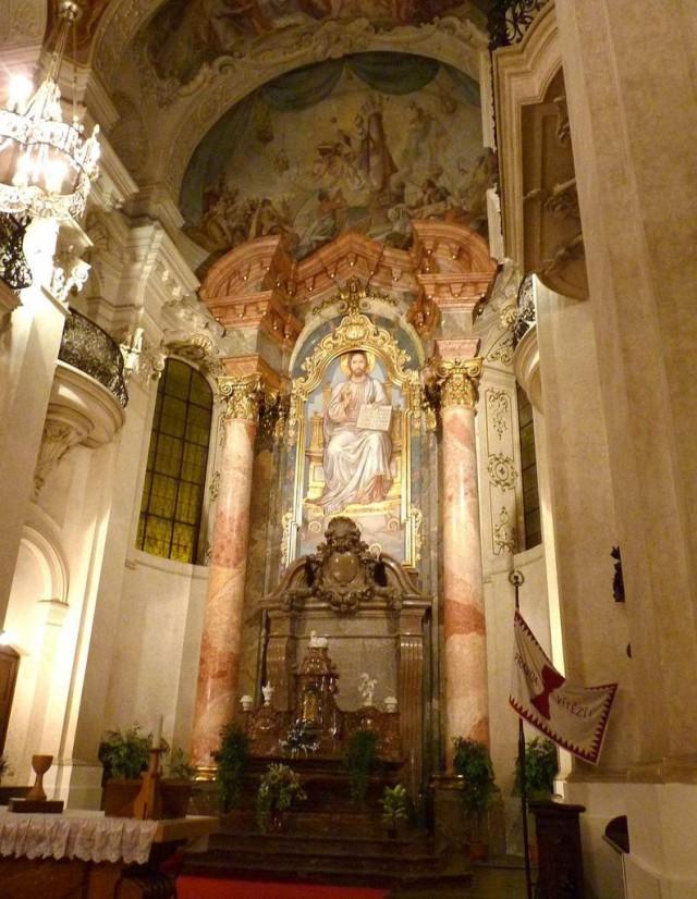 Церковь Святого Николая (Kostel svatého Mikuláše) (Старе-Место)