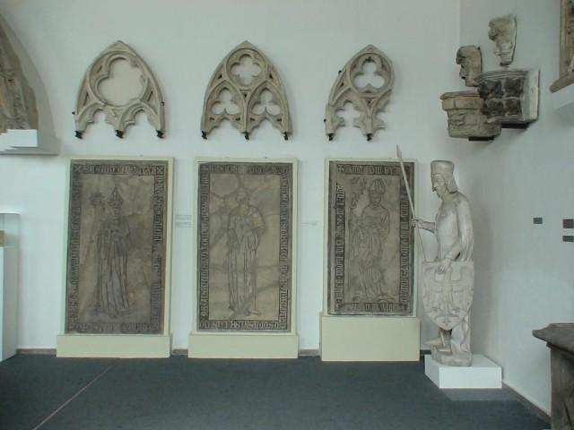 Лапидариум национального музея (Lapidárium Národního muzea)