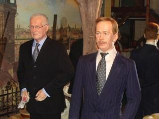 Пражский музей восковых фигур