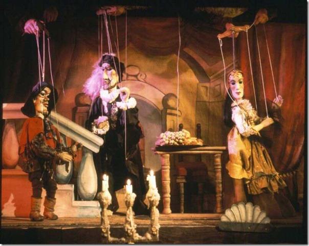 Национальный театр марионеток (Narodni divadlo marionet)