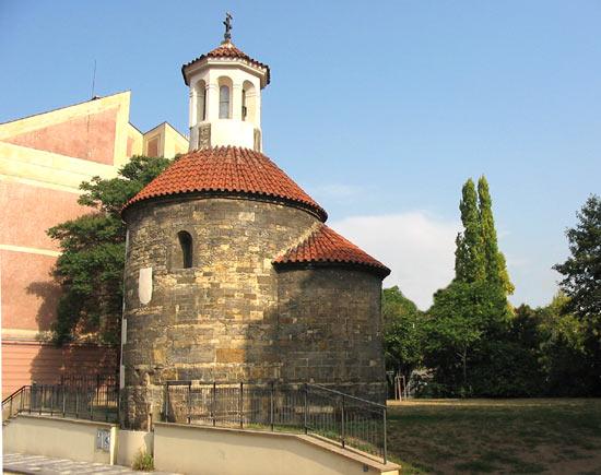 Ротонда св. Лонгина (rotunda sv. Longina)