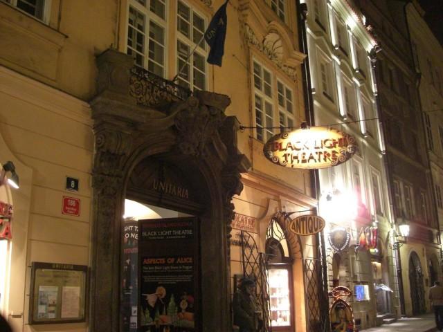 Театр Та Фантастика (Divadlo «Ta Fantastika»)